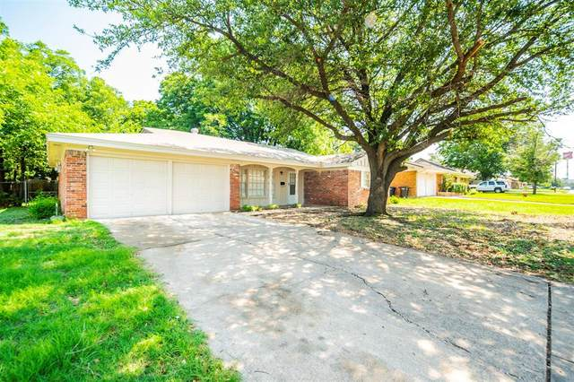 208 Bellvue Drive, Fort Worth, TX 76134 (MLS #14626231) :: Real Estate By Design