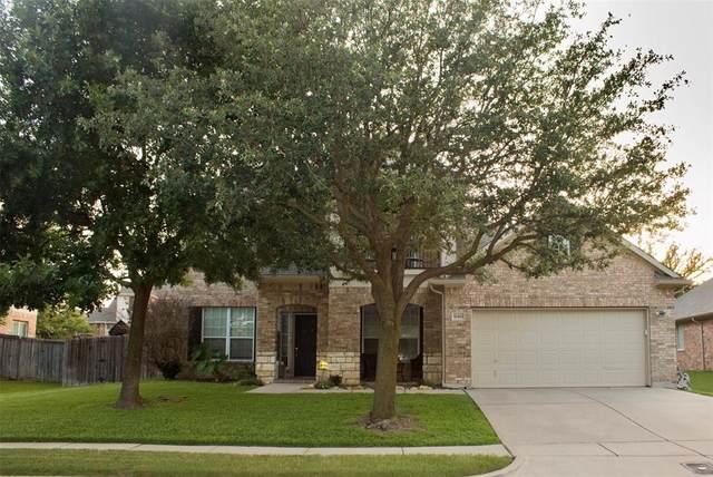 10433 Grayhawk Lane, Fort Worth, TX 76244 (MLS #14626232) :: Real Estate By Design