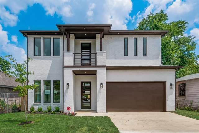 1843 Pueblo Street, Dallas, TX 75212 (MLS #14626238) :: Real Estate By Design