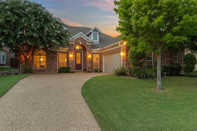 10890 Haversham Drive, Frisco, TX 75035 (MLS #14626252) :: Real Estate By Design