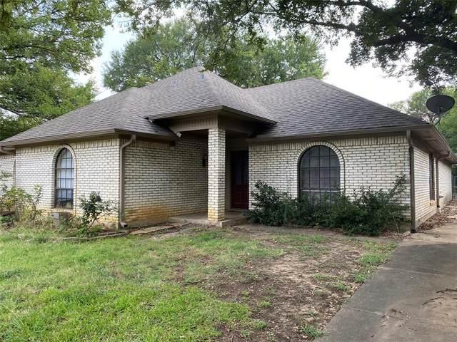 1500 Sandy Creek Drive, Denton, TX 76205 (MLS #14626266) :: Premier Properties Group of Keller Williams Realty
