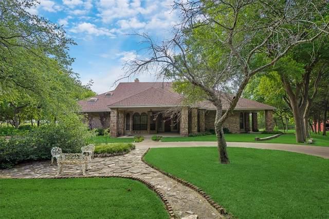 1775 S Joe Wilson Road, Ovilla, TX 75104 (MLS #14626270) :: The Good Home Team