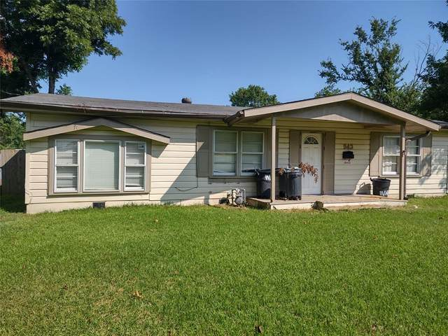 943 Gibbard Avenue, Wills Point, TX 75169 (MLS #14626289) :: Wood Real Estate Group