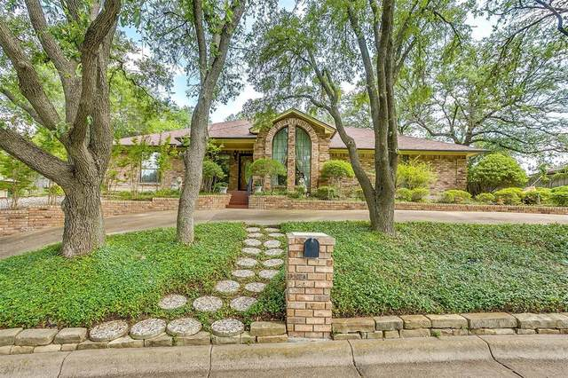 7208 Falling Springs Road, Benbrook, TX 76116 (MLS #14626297) :: Wood Real Estate Group