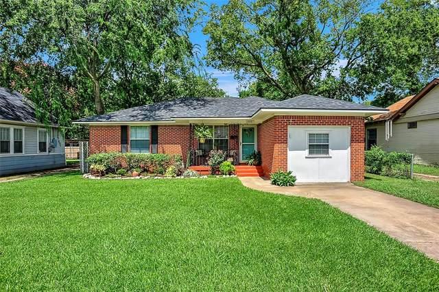 908 N Woods Street, Sherman, TX 75092 (MLS #14626301) :: The Daniel Team