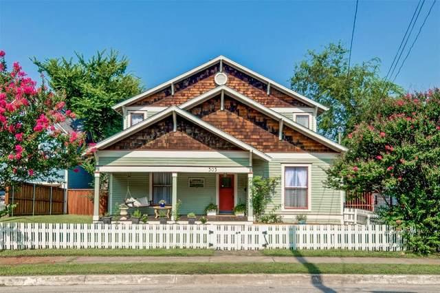 305 N Bradley Street, Mckinney, TX 75069 (MLS #14626325) :: Real Estate By Design