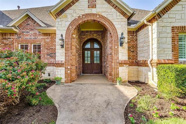 1121 Glaze Lane, Kennedale, TX 76060 (MLS #14626328) :: Wood Real Estate Group