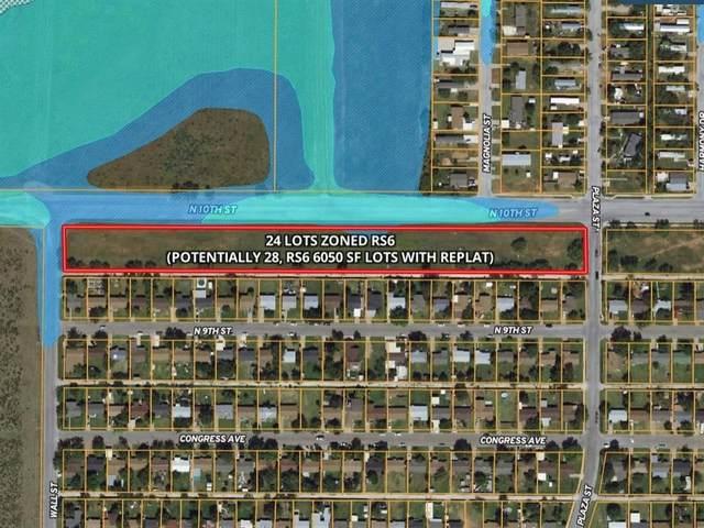 5425 N 10th Street, Abilene, TX 79603 (MLS #14626349) :: Robbins Real Estate Group