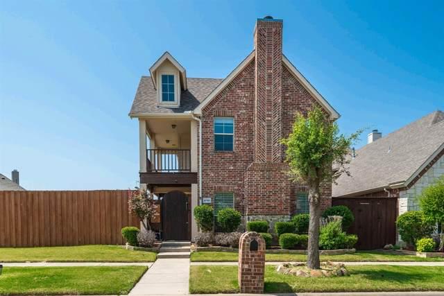 9795 Boyton Canyon Road, Frisco, TX 75035 (MLS #14626384) :: The Mauelshagen Group