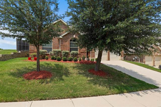 3001 Sawtimber Trail, Fort Worth, TX 76244 (MLS #14626419) :: The Chad Smith Team
