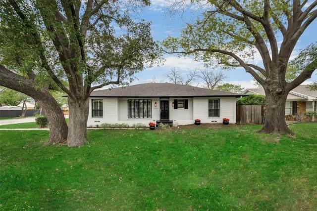 3505 Royal Lane, Dallas, TX 75229 (MLS #14626446) :: Rafter H Realty