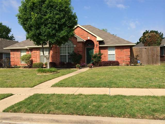 8113 Pacific Street, Frisco, TX 75035 (MLS #14626453) :: Wood Real Estate Group