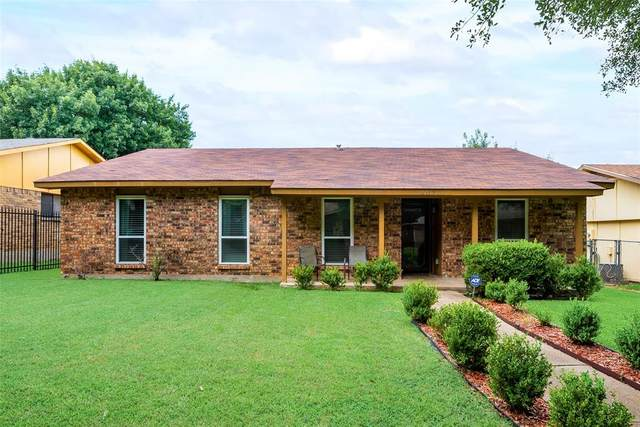 7119 Hardwood Trail, Dallas, TX 75249 (MLS #14626461) :: The Mauelshagen Group