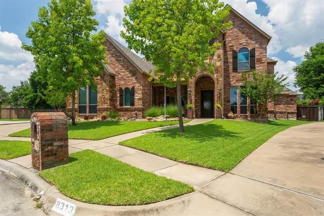 8309 Flat Rock Court, North Richland Hills, TX 76182 (MLS #14626484) :: The Mitchell Group