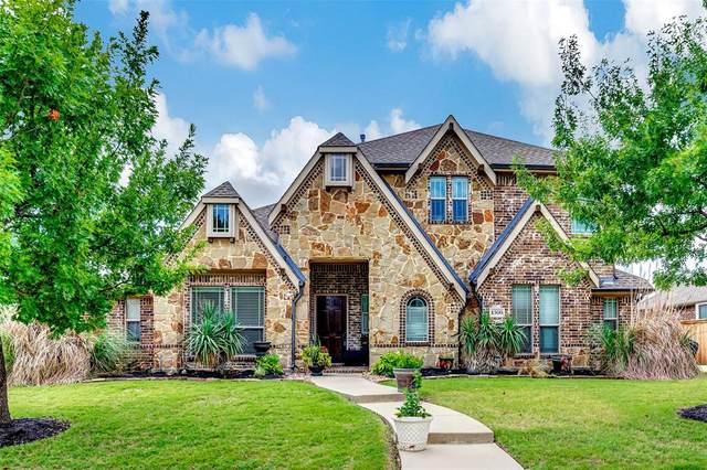 1500 Crescent Valley Drive, Prosper, TX 75078 (MLS #14626513) :: The Star Team | JP & Associates Realtors