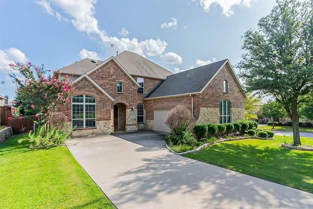4712 Eddleman Drive, Fort Worth, TX 76244 (MLS #14626515) :: The Chad Smith Team