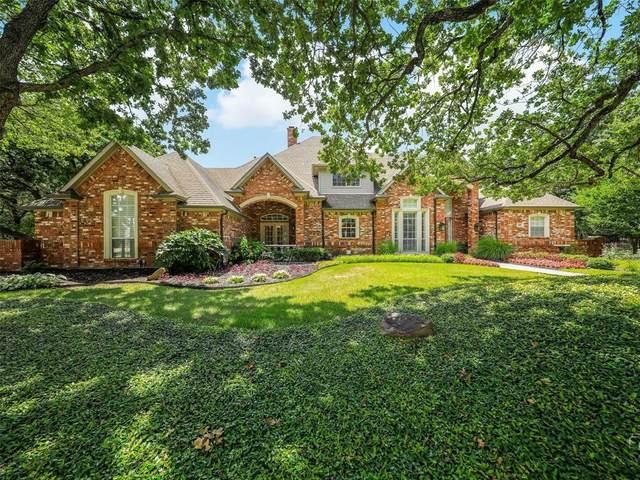 550 Southview Trail, Southlake, TX 76092 (MLS #14626529) :: Real Estate By Design
