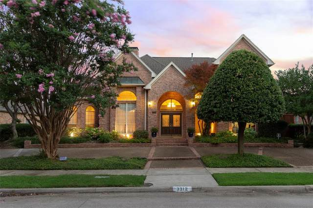 3312 Terry Drive, Plano, TX 75023 (MLS #14626537) :: 1st Choice Realty