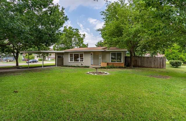 3116 Wesley Street, Fort Worth, TX 76111 (MLS #14626538) :: The Mitchell Group