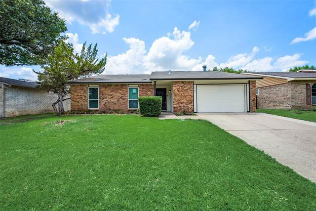 6309 Yarmouth Avenue, North Richland Hills, TX 76182 (MLS #14626544) :: The Mitchell Group