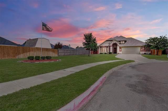 110 Stonegate Boulevard, Alvarado, TX 76009 (MLS #14626549) :: The Chad Smith Team