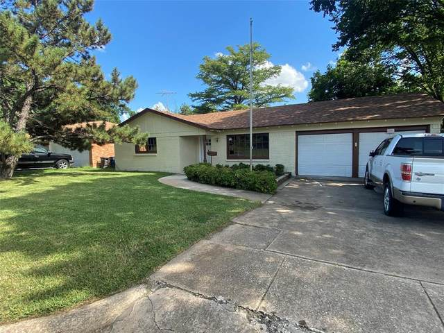 317 Hallmark Drive W, Fort Worth, TX 76134 (MLS #14626556) :: Real Estate By Design