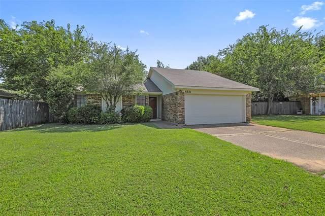 6231 Arrowwood Drive, Arlington, TX 76001 (MLS #14626586) :: The Krissy Mireles Team