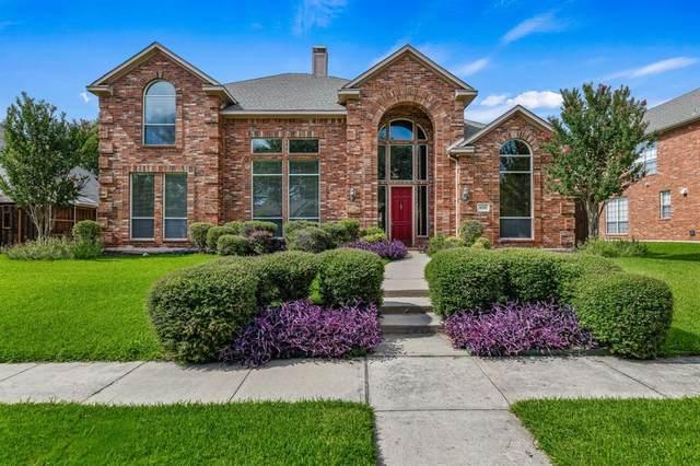 4545 Crosstimber Drive, Plano, TX 75093 (MLS #14626587) :: The Mauelshagen Group