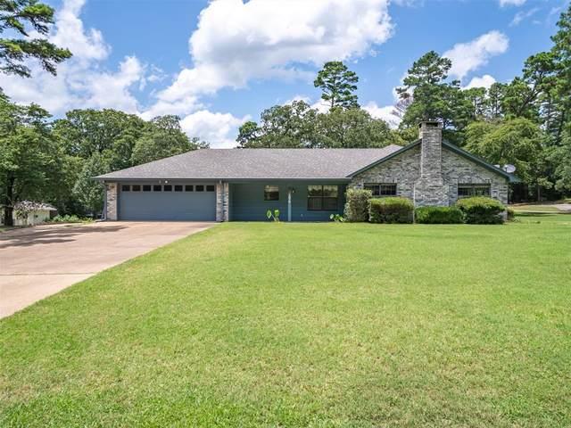 176 Woodside Lane, Holly Lake Ranch, TX 75765 (MLS #14626605) :: Real Estate By Design