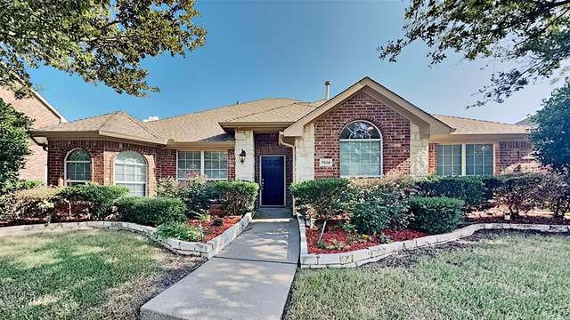 7514 Providence Drive, Rowlett, TX 75089 (MLS #14626615) :: The Mauelshagen Group