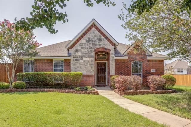 1708 Warm Springs Drive, Allen, TX 75002 (MLS #14626624) :: Real Estate By Design