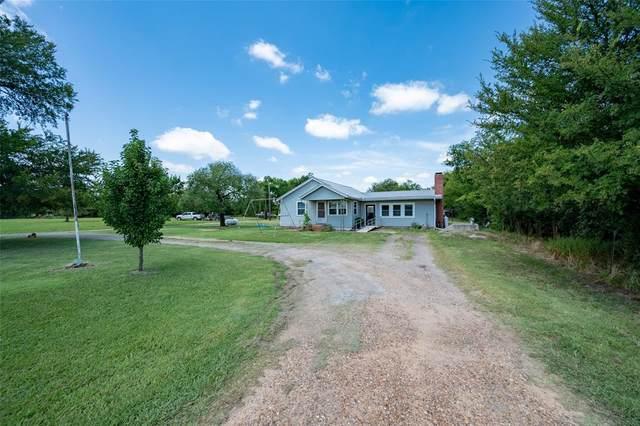 1473 N State Highway 78, Bonham, TX 75418 (MLS #14626651) :: Crawford and Company, Realtors