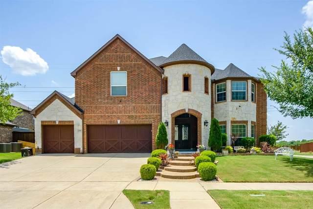 13917 Sorano Drive, Frisco, TX 75035 (MLS #14626657) :: The Chad Smith Team