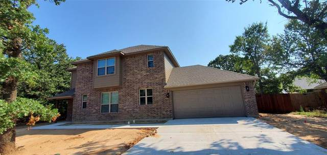 3800 Juniper Court, Granbury, TX 76048 (MLS #14626658) :: Wood Real Estate Group