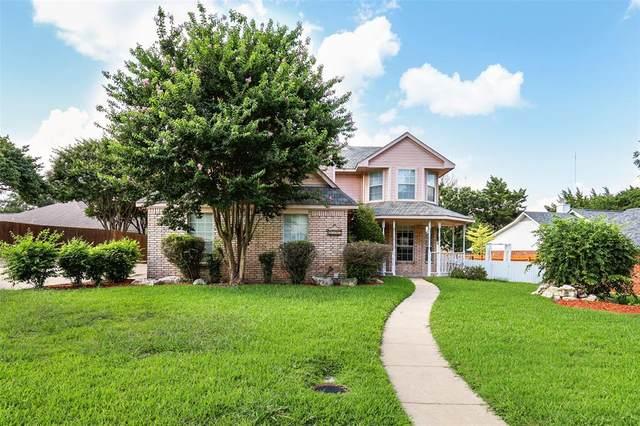 1526 Valerie Drive, Cedar Hill, TX 75104 (MLS #14626662) :: Real Estate By Design