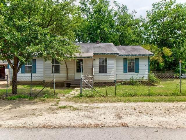 310 Eastland Street, Cleburne, TX 76031 (MLS #14626667) :: The Russell-Rose Team