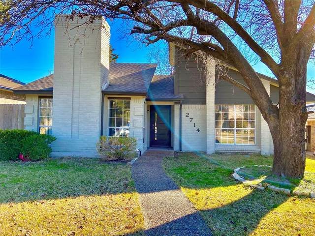 2714 Alden Avenue, Dallas, TX 75211 (MLS #14626669) :: Real Estate By Design