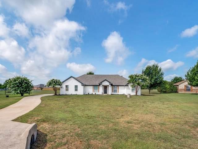 2824 Plains Trail, Haslet, TX 76052 (MLS #14626679) :: The Mauelshagen Group