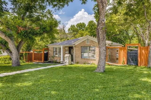 5727 Fairway Avenue, Dallas, TX 75227 (MLS #14626687) :: The Mauelshagen Group