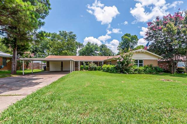 2105 Shelman Trail, Fort Worth, TX 76112 (MLS #14626709) :: Wood Real Estate Group