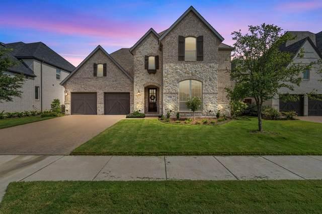 1700 N Oakcrest Drive, Prosper, TX 75078 (MLS #14626714) :: Rafter H Realty