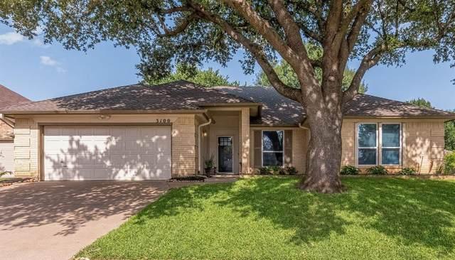 3100 Wildflower Court, Bedford, TX 76021 (MLS #14626716) :: Rafter H Realty