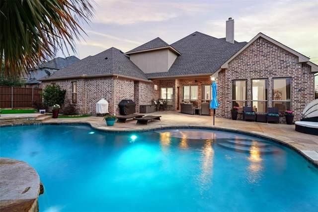 1901 Stillhouse Hollow Drive, Prosper, TX 75078 (MLS #14626736) :: Wood Real Estate Group