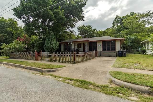 2728 Hunter Street, Fort Worth, TX 76112 (MLS #14626739) :: Wood Real Estate Group