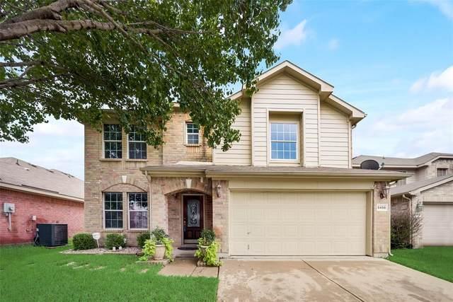 5456 Maverick Drive, Grand Prairie, TX 75052 (MLS #14626741) :: Real Estate By Design