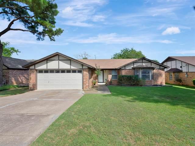 3809 Wrentham Drive, Arlington, TX 76016 (MLS #14626744) :: The Mauelshagen Group