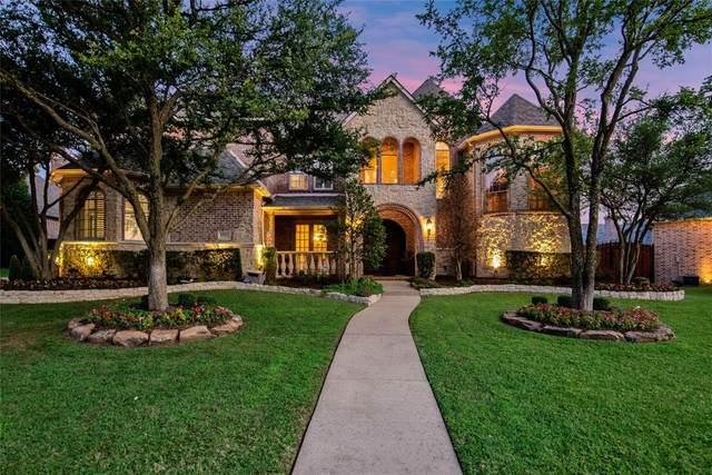 6812 Wild Ridge Court, Plano, TX 75024 (MLS #14626746) :: 1st Choice Realty