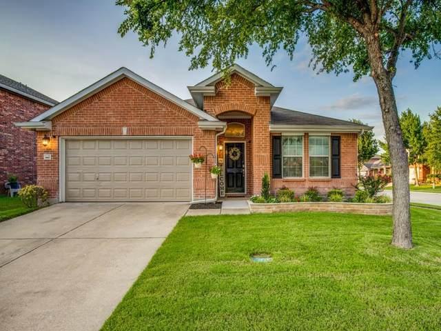 1017 Fredonia Drive, Forney, TX 75126 (MLS #14626748) :: The Krissy Mireles Team
