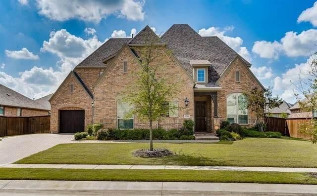 1218 Baird Way, Celina, TX 75009 (MLS #14626763) :: The Kimberly Davis Group