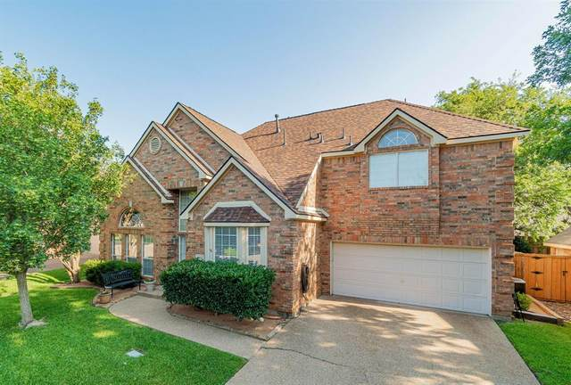 5112 Hawks Nest, Mckinney, TX 75072 (MLS #14626790) :: Front Real Estate Co.